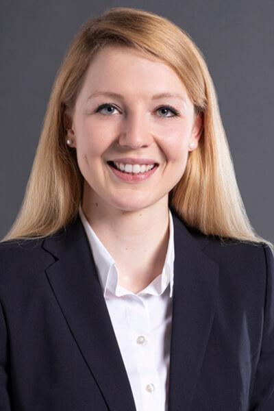 Rechtsanwältin Anne-Franziska Weber