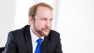 RATIS-Geschäftsführer Sven Galla im Gespräch