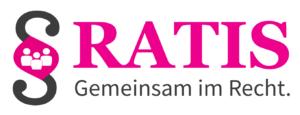 Logo Schriftzug RATIS Rechtsanwaltsgesellschaft mbH