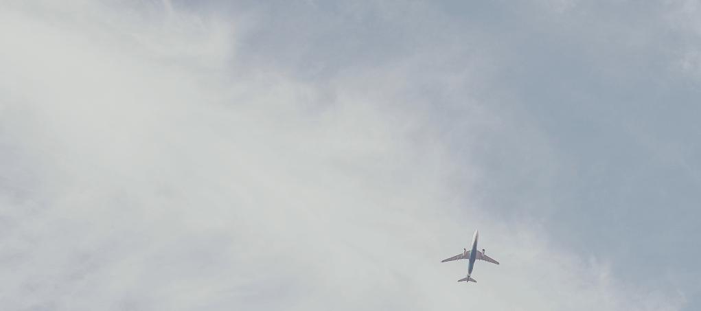 Flug verpasst