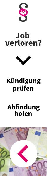 Kündigungsschutz Banner