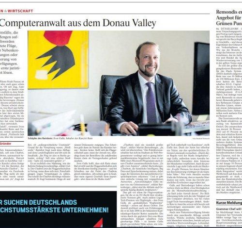 Der Computeranwalt aus dem Donau Valley